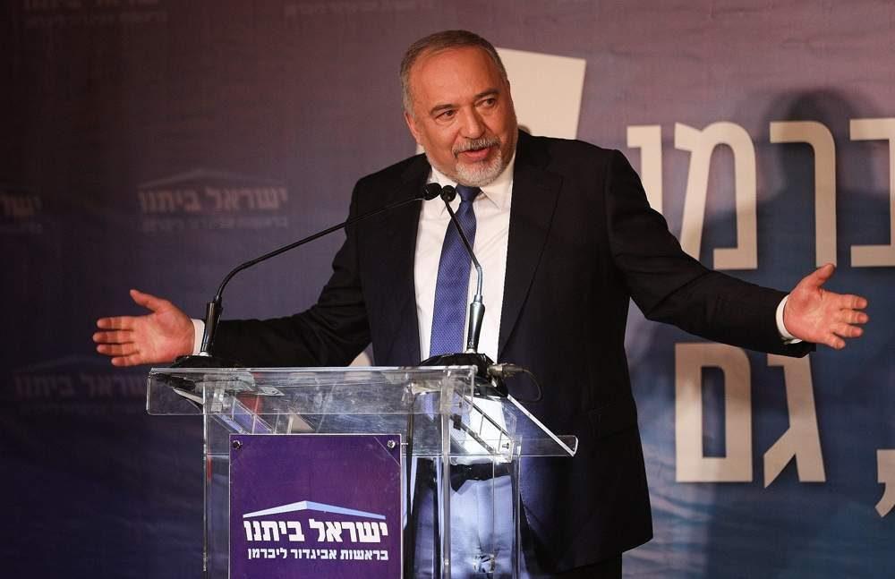 Liberman Israel Beiteinu