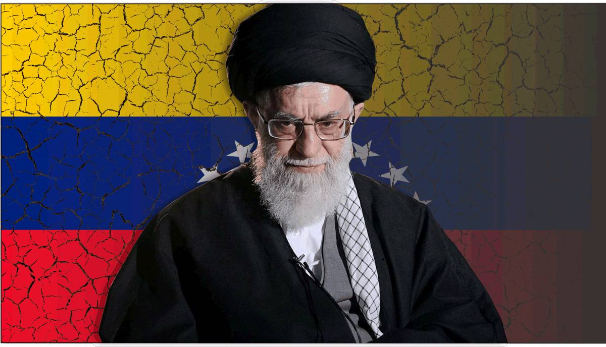 Irán habría enviado un buque cargado de combustible a Venezuela #13May