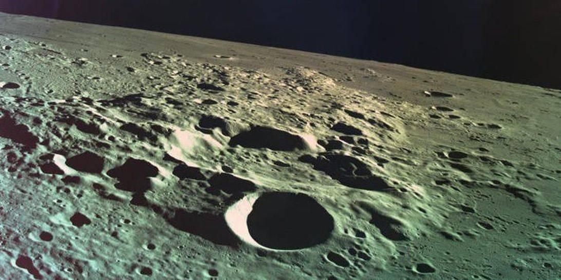 Antes de estrellarse contra la Luna, Bereshit de Israel tomó una imagen final impresionante