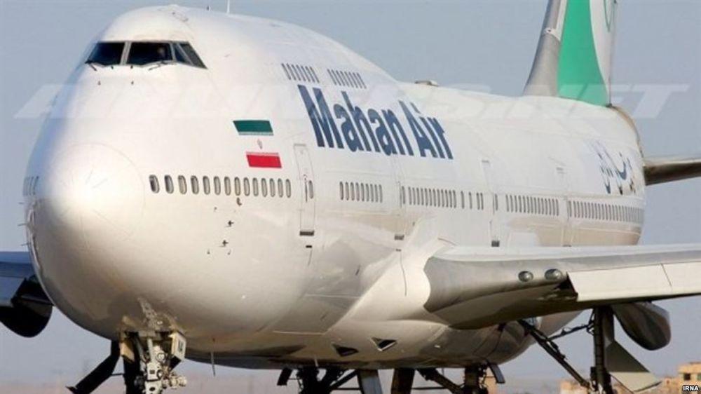 Mahan Air de Irán inicia vuelos directos a Venezuela
