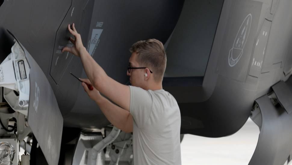Mantenimiento F 35