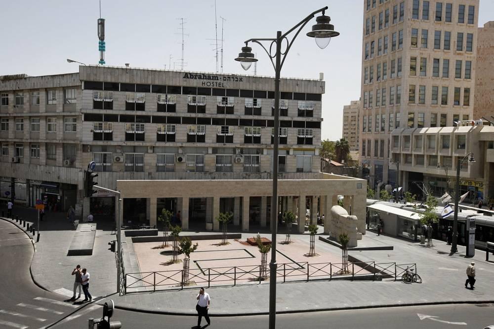 Plaza Davidka