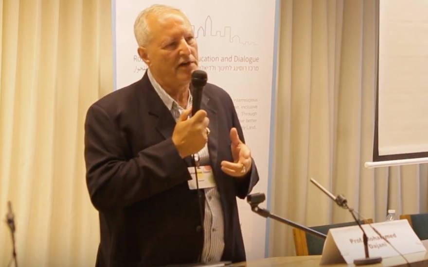 Prof. Mohammad S. Dajani Daoudi (captura de pantalla de YouTube)