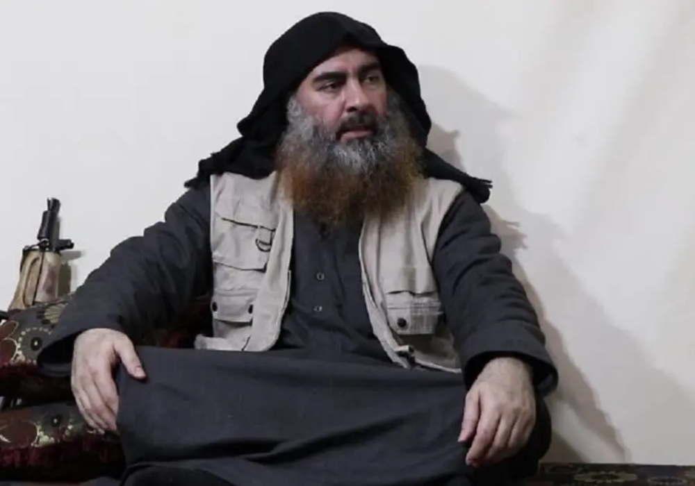 Líder del ISIS, Abu Bakr al-Baghdadi muerto por las fuerzas lideradas por Estados Unidos en Siria - Informe