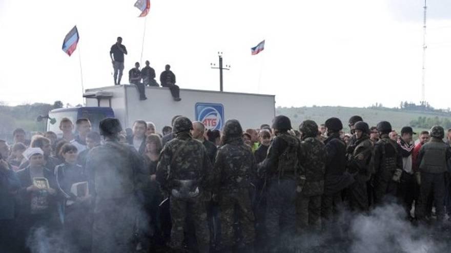 Ucrania sepáratistas