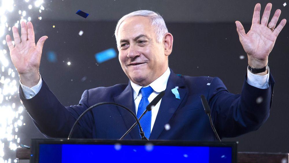 Con casi todos los votos contados, Netanyahu vence de manera decisiva