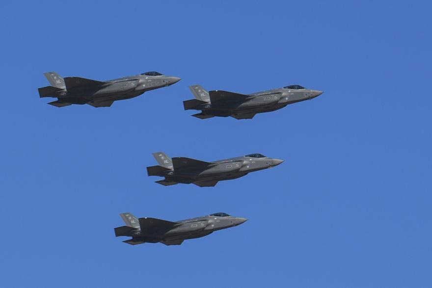 Imagen: Foto de la Fuerza Aérea de los EE. UU. Por Airman de 1ª clase James Kennedy (Fuerza Aérea de los EE. UU.)