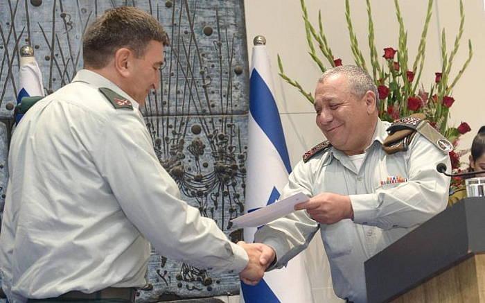 Oficial druso nombrado secretario militar del presidente Rivlin