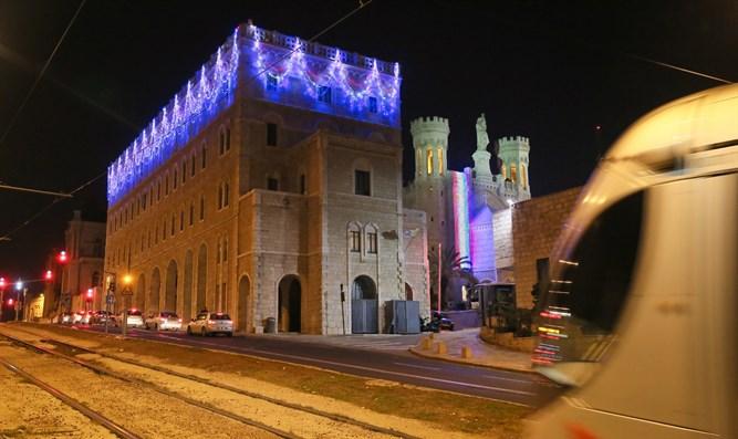 El Centro Notre-Dame de Jerusalem.