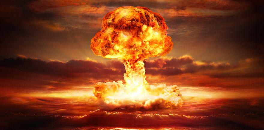 ¿Qué pasaría si una bomba nuclear cayera sobre Tel Aviv?