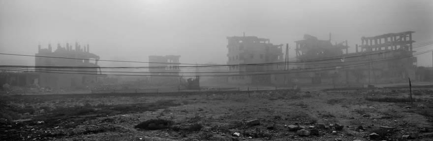 Raqqa, Siria. Noviembre de 2018. - Victor J. Blue