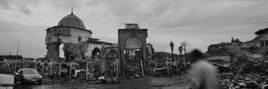 Mosul, Iraq. Noviembre de 2018. - Victor J. Blue