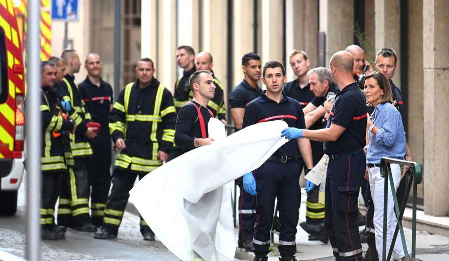 Francia investiga el mortal ataque en Lyon como terrorismo islámico