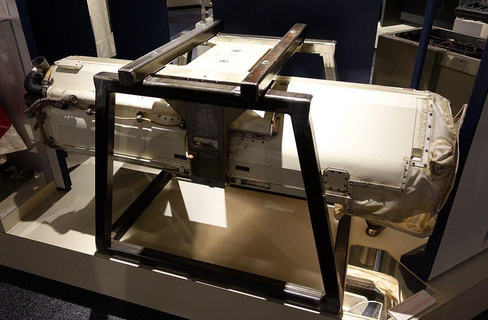 1200px Operational Objective Camera for Blackbird reconnaissance aircraft Itek 1970s   National Electronics Museum   DSC00171