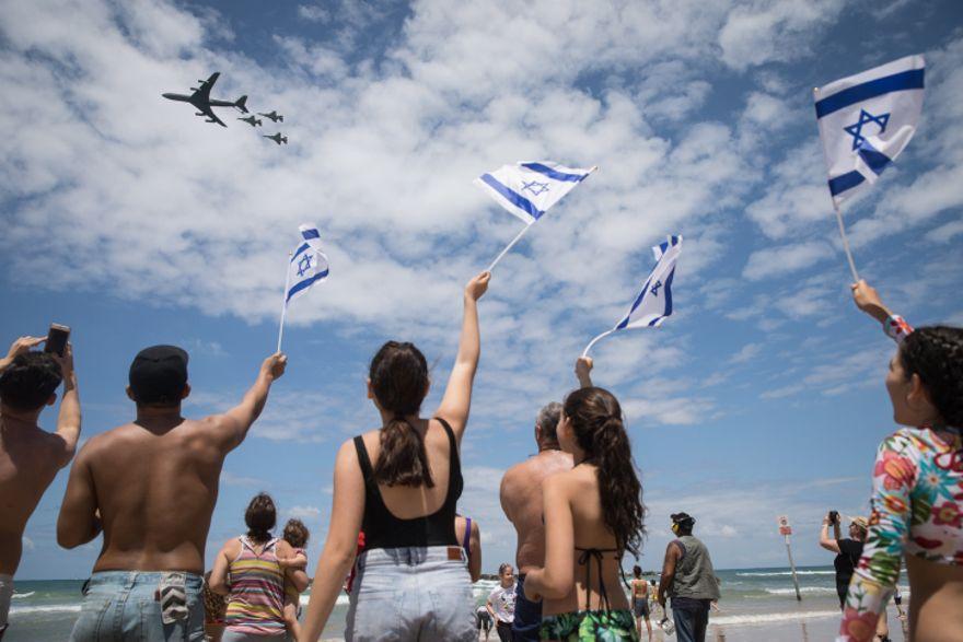 Tel Aviv (Hadas Parush / Flash90)