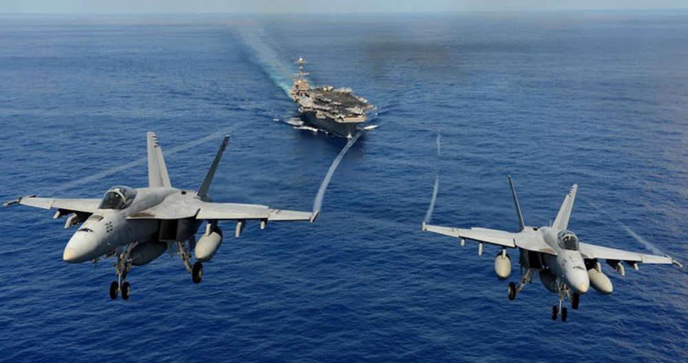 Hornet vs Super Hornet