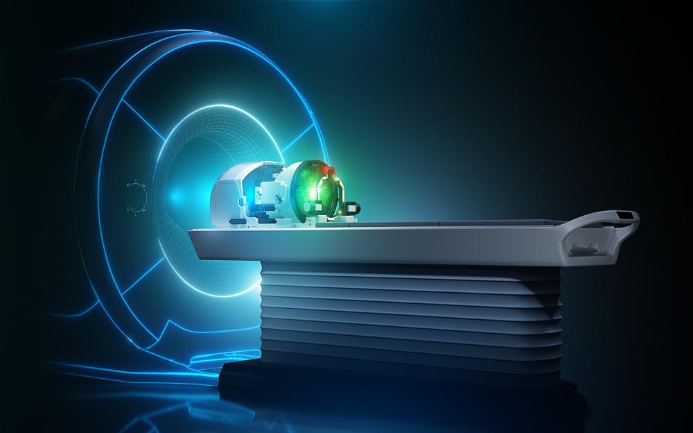 La startup israelí Insightec ha desarrollado un dispositivo médico con forma de casco para atacar áreas del cerebro con ondas de ultrasonido para disminuir los temblores del Parkinson y del temblor esencial (Cortesía)