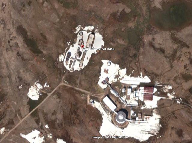 Imágenes de satélite revelan la acumulación militar y económica de Rusia en el Ártico