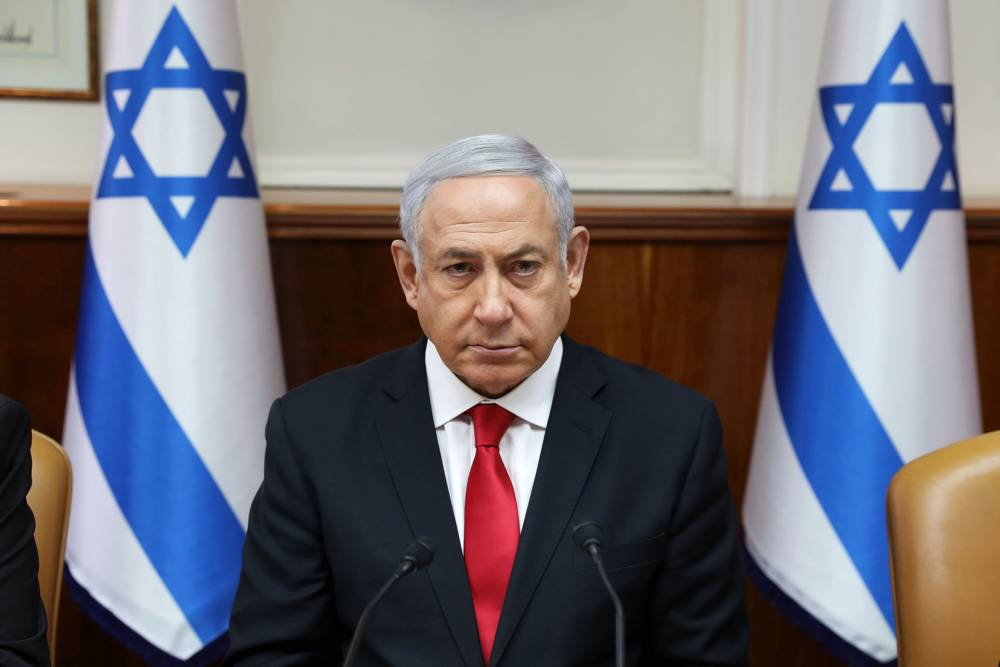 Benjamin Netanyahu podría tener coronavirus
