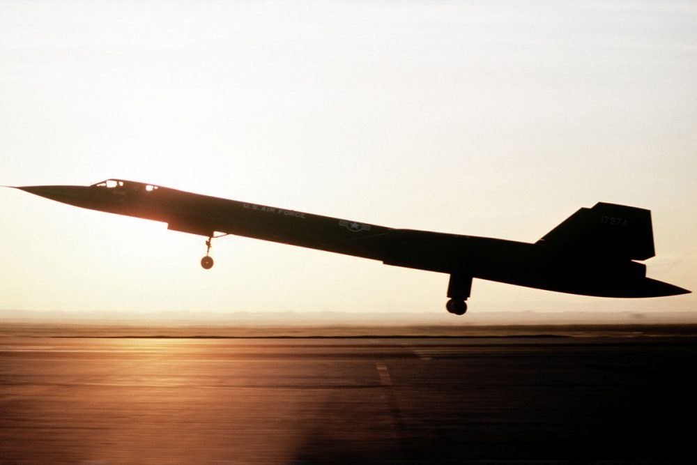 SR 71 1 courtesy of US Air Force