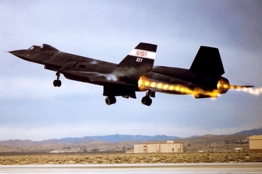 SR 71 2 courtesy of NASA