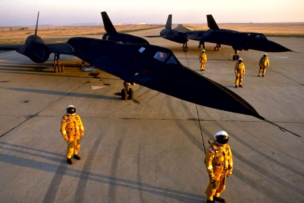 SR 71 26 courtesy of Video by Airman 1st Class Jean marc Betreaud