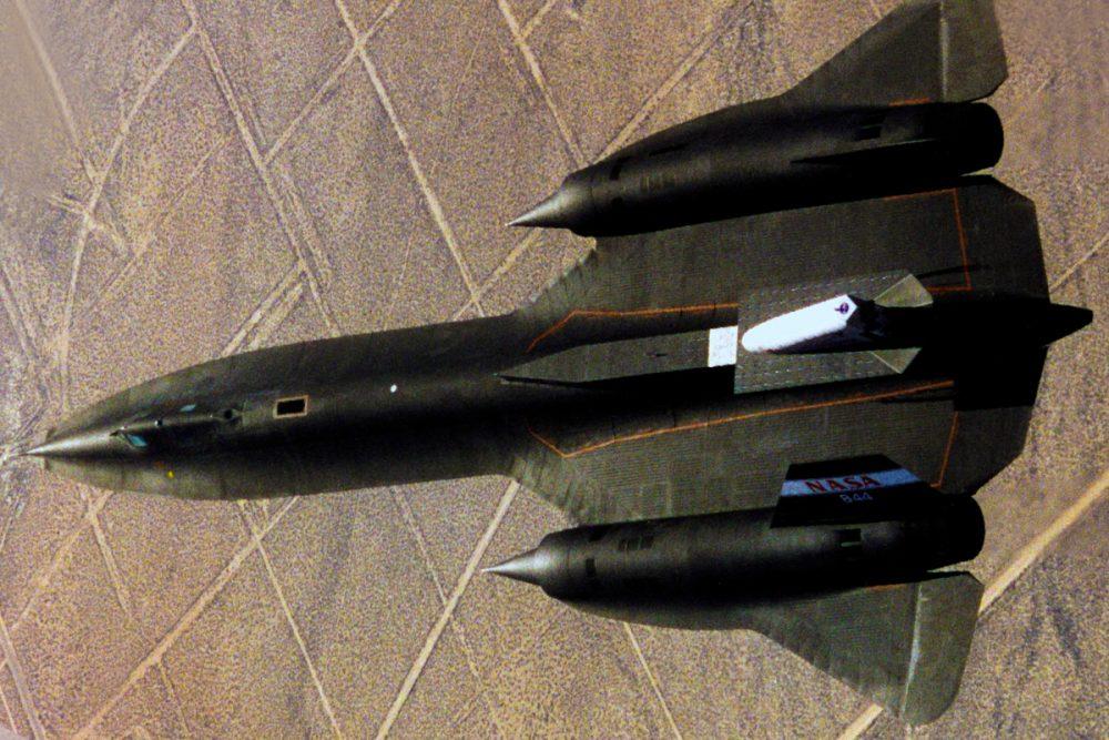 SR 71 7 courtesy of NASA