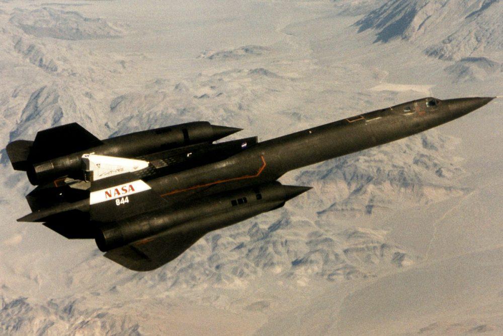 SR 71 8 courtesy of NASA
