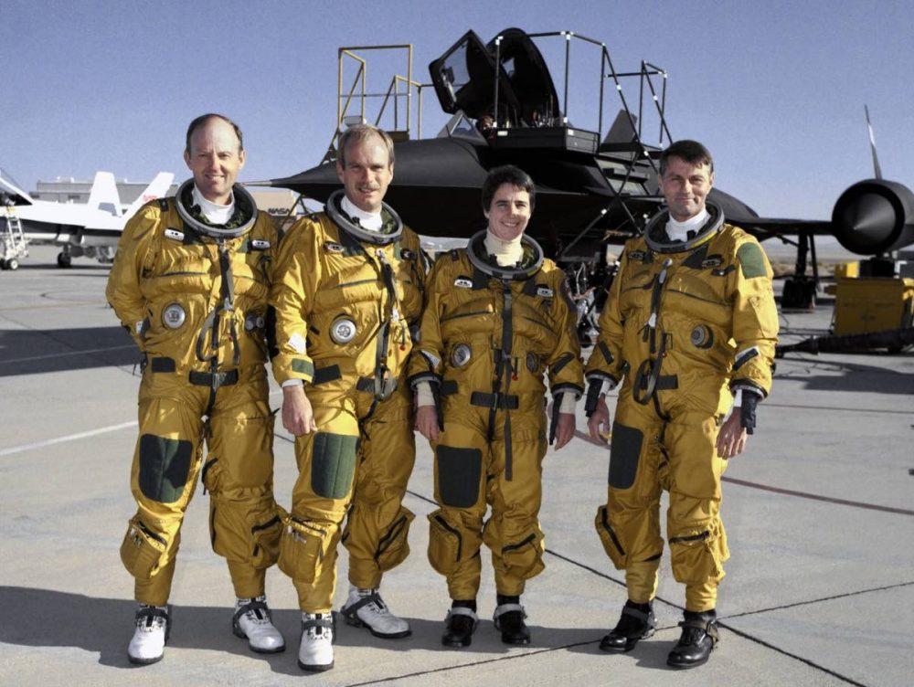 SR 71 Pilots
