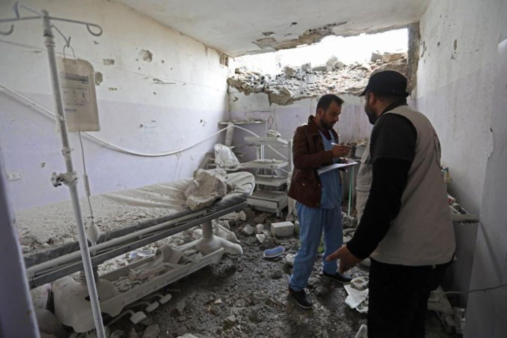 Guerra en Siria: Hospitales demolidos y niños muertos en último bombardeo a Idlib