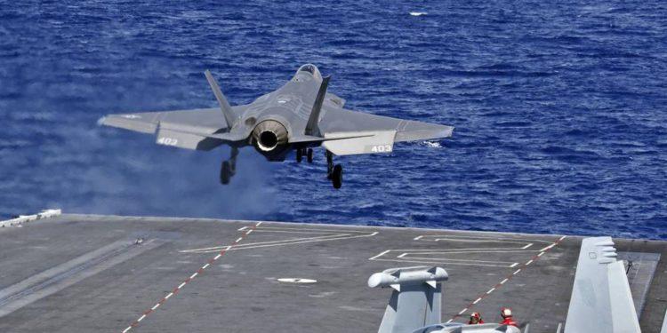 Tras informe del Mossad sobre Irán, EE. UU. envía portaaviones armado al Medio Oriente
