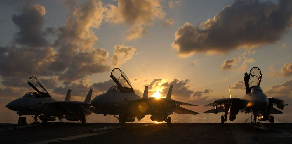 ¿Por qué el F-14 Tomcat es un avión tan rudo?