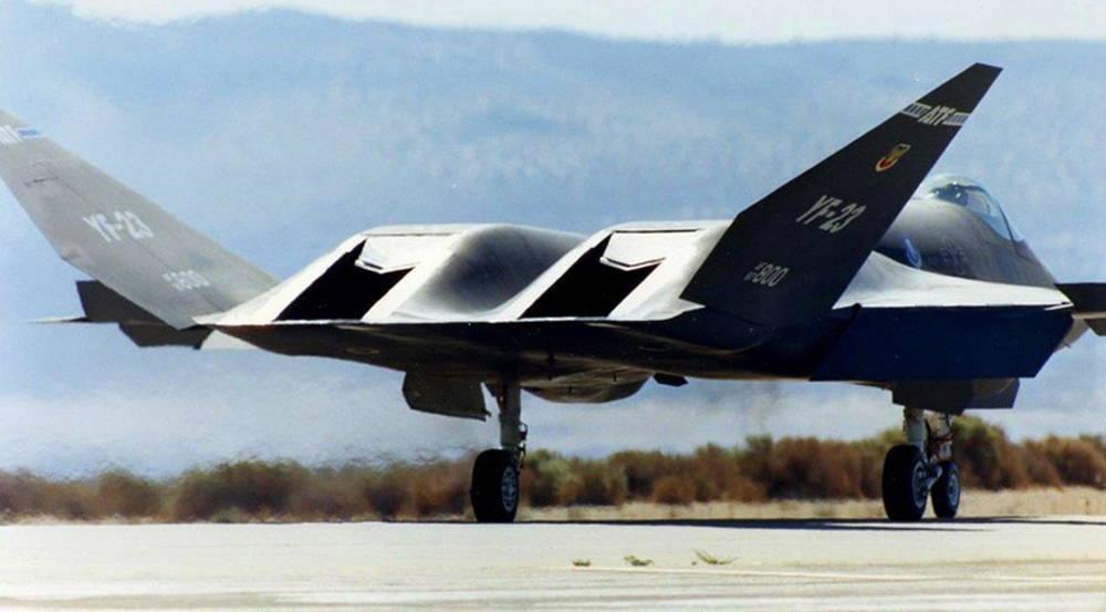 Era este el verdadero caza F-52?