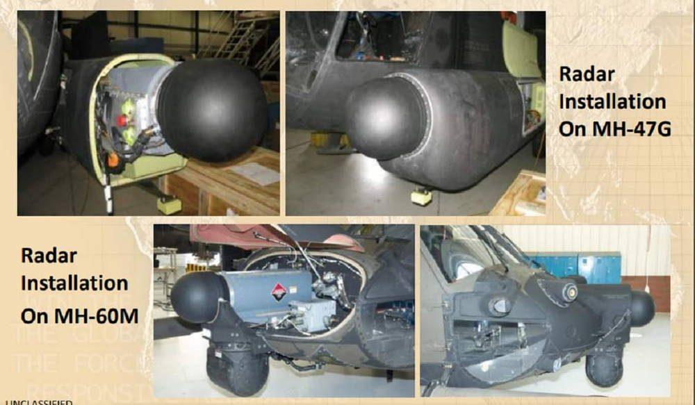 Raytheon recibe una modificación de contrato para la producción del Radar Silent Knight