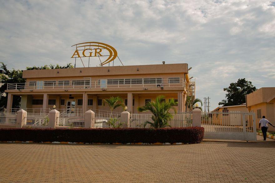 AGR, aproximadamente a 500 yardas de la antigua pista de Entebbe. FOTO: ESTHER RUTH MBABAZI PARA THE WALL STREET JOURNAL