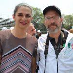 Mensaje desde México y la delegación Mexicana al mundo Judío Macabeo 45