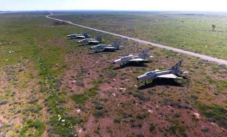 Medios sirios reportan ataque israelí en la base militar T-4
