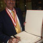 Medalla humanidades Anahuac CC y Emb Israel 205