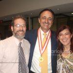 Medalla humanidades Anahuac CC y Emb Israel 208