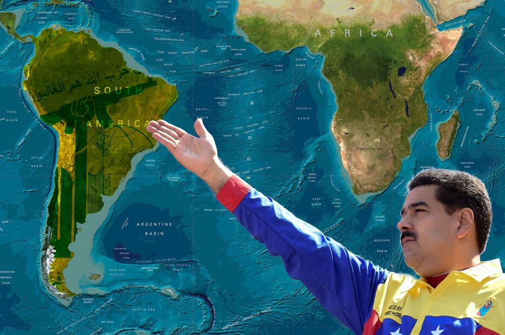 Hezbollah ayuda a Maduro a convertir Venezuela en eje de Irán en Latinoamérica
