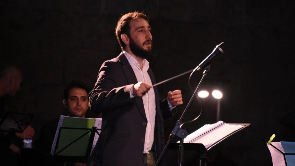 """Tom Cohen, Director artístico de """"Arabesque"""" y de la Jerusalem East-West orchestra"""