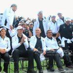 Mensaje desde México y la delegación Mexicana al mundo Judío Macabeo 21
