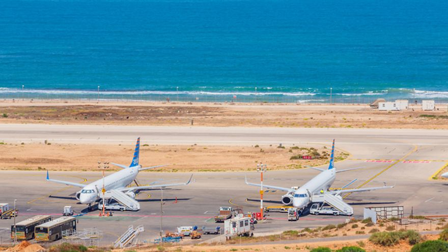 Aeropuerto Sde Dov en Tel Aviv (Foto: Shutterstock)