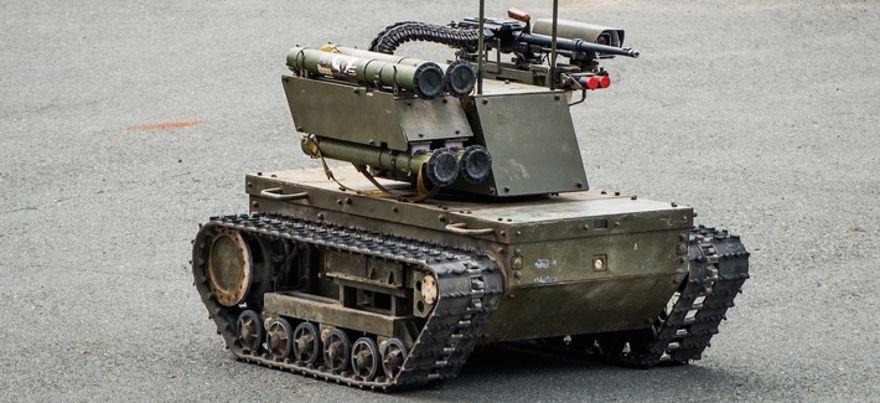 Rusia encontró en Siria la oportunidad de mostrar su arrogancia y sus armas robóticas