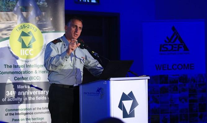 Tamir Heyman - Vocero de las FDI