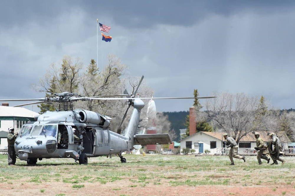 Fuerzas Especiales de EE. UU. participan en el mayor ejercicio de combate aéreo en el mundo