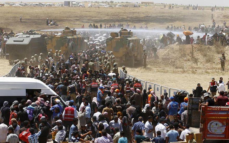 Resultado de imagen de refugiados turquia