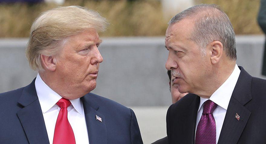 Erdogan se retira de disputa petrolera con Trump en Siria