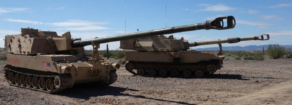 Ejército de los EEUU designará sus nuevos obuses autopropulsados como M1299