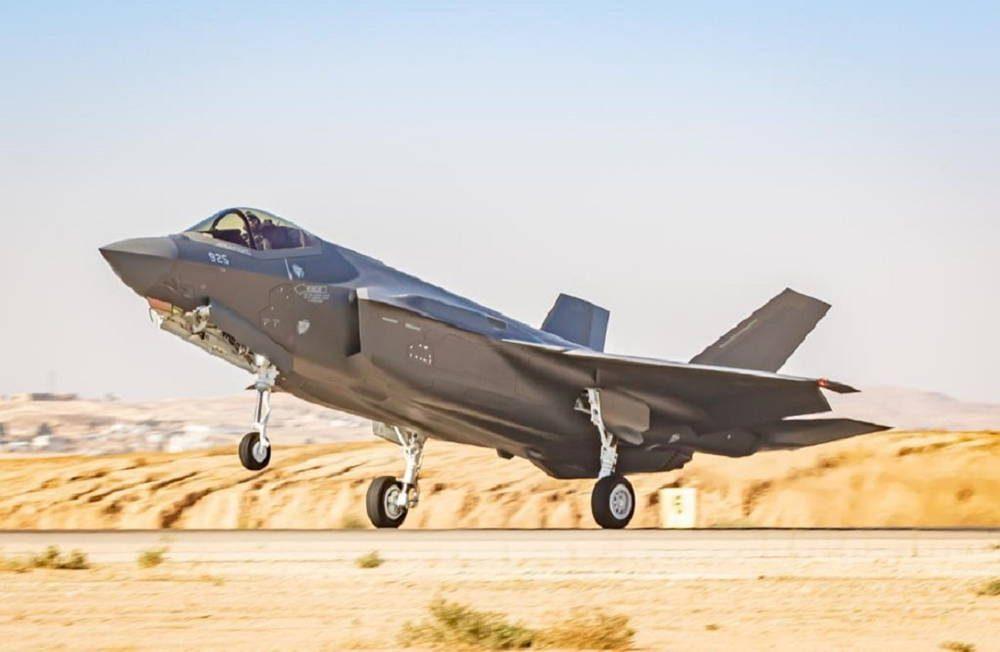 """Fuerza Aérea de Israel recibe dos cazas F-35 """"Adir"""" adicionales"""